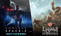 Amplitude lancia il pre-ordine per due nuove espansioni: Penumbra & Symbiosis di Endless Space 2 e Endless Legend