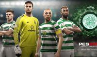 Il Celtic si unisce al roster di Club Partners di PES 2019