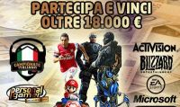 Le finali del primo campionato italiano Personal Gamer