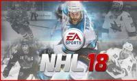 NHL 2018 si mostra in un nuovo trailer