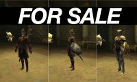 Vende account di Final Fantasy XI per 4500 dollari