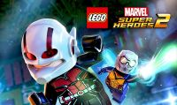 LEGO Marvel Super Heroes 2 - Ecco il DLC 'Marvel's Ant-Man and the Wasp'
