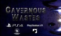 Annunciato Cavernous Wastes, simulatore spaziale di volo per PS4 e PSVR
