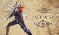 Soulcalibur VI - Bandai Namco offre un dietro le quinte su Geralt di Rivia
