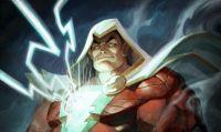 Infinite Crisis - presentiamo Shazam