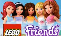 LEGO Friends ora disponibile per Nintendo DS