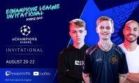 PlayStation festeggia il weekend della finale di Champions League con la eChampions League Invitational