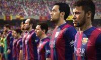 FIFA 16 - 'No Touch Dribbling' con Lionel Messi