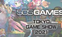 Ecco il recap del Tokyo Game Show per 505 Games