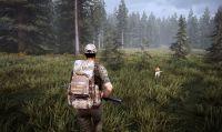 Hunting Simulator 2 - Presentato il cane da caccia