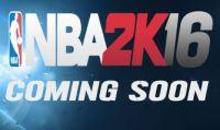 Per NBA 2K16 ci sarà l' 'Early Tip-Off Weekend'