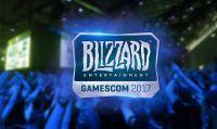 Blizzard svela il programma per la GamesCom di Colonia