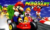 Mario Kart 64 rivive su Wii U
