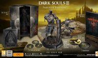 Dark Souls III - Data ufficiale e versioni speciali europee