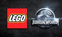Rilasciato il primo trailer di LEGO Jurassic World