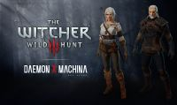 Daemon X Machina - Ecco i contenuti della partnership con The Witcher III
