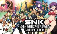 SNK 40th Anniversary Collection in arrivo su PlayStation 4 il 29 marzo