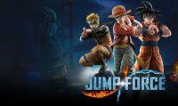 Dal 18 al 20 gennaio si terrà la open beta di Jump Force