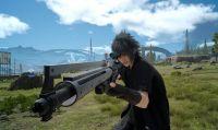 Final Fantasy XV -  Pistole, fucili di precisione e sega circolare