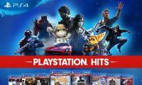 Il catalogo PlayStation Hits si arricchisce con 5 giochi nuovi