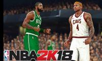 NBA 2K18 - Rilasciata la copertina alternativa del gioco