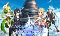 Sword Art Online arriva su mobile con Memory Defrag