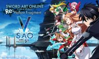 Sword Art Online RE: Hollow Fragment finalmente disponibile su Steam