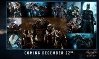 Batman: Arkham Knight - Svelato il DLC di dicembre