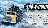 Il DLC 'Season 2 Explore & Expand' di SnowRunner è disponibile ora