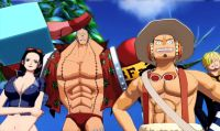 One Piece: Unlimited World R Trailer di debutto