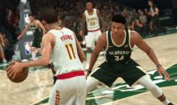 NBA 2K21 - Disponibile la patch tiro