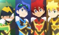 Da oggi in Italia Tenkai Knights: Brave Battle per 3DS