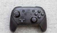 Il Pro Controller di Nintendo Switch nasconde un messaggio segreto
