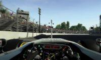 Giro veloce di Perez al 'Gran Premio de Mexico'