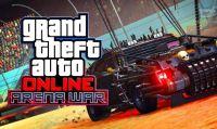 GTA Online - Ricompense doppie in tutte le modalità di Arena War