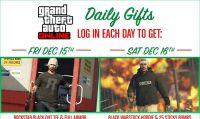 Su GTA Online partono oggi cinque Giorni di Regali