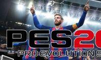 Previsto per il 9 maggio il reveal completo di PES 2019