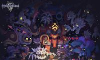 Kingdom Hearts 3 - Un nuovo artwork celebra Halloween
