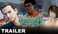 Disaster Report 4 - Pubblicato un nuovo trailer incentrato sui personaggi