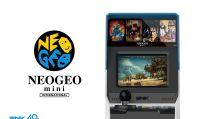 SNK annuncia il Neo Geo Mini