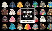 Fallout 76 e HYPEBEAST presentano Helmets for Habitat