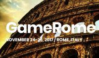 Si avvicina l'appuntamento con GameRome