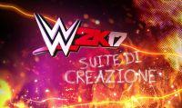 WWE 2K17 - Libero sfogo alla creatività nel nuovo trailer