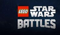 Warner Bros. Games, The LEGO Group e Lucasfilm Games annunciano 'LEGO Star Wars Battles per Apple Arcade