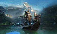 In arrivo il libro del nuovo God of War