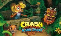 Due nuovi trailer per la Crash Bandicoot N. Sane Trilogy
