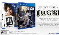 SEGA conferma la data di lancio di Judgement per il 25 giugno