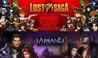 Incontriamo Nexon. Arrivano Lost Saga e Arcane Chronicles