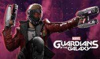 Marvel Guardians of the Galaxy - Il nuovo filmato mostra la creazione dei personaggi