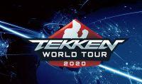 Il TEKKEN World Tour torna nel 2020 con la sua quinta edizione